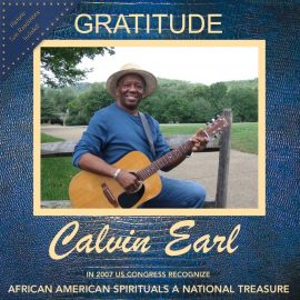 'GRATITUDE' A COLLECTION OF AFRICAN AMERICAN SPIRITUALS